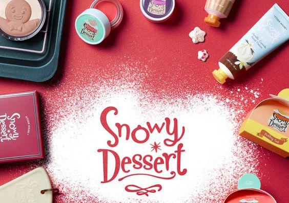 Etude House *Snowy Dessert*
