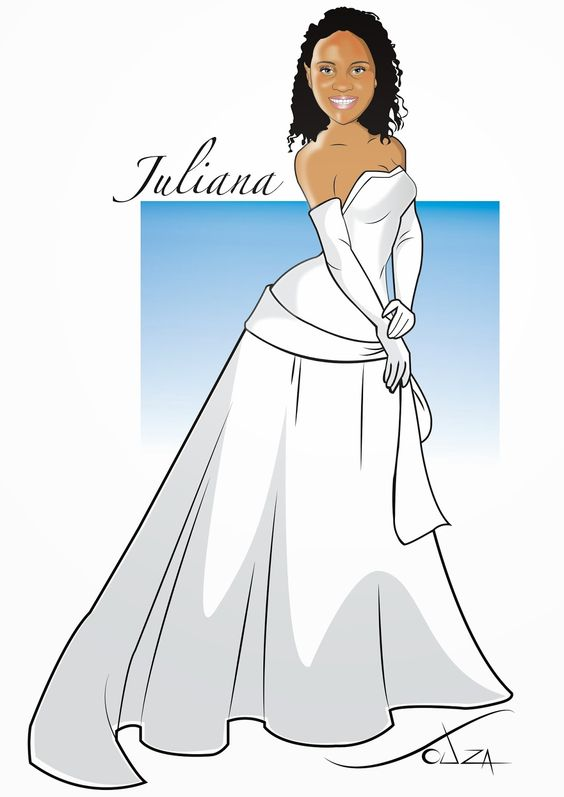 caricaturista rj: Debutante Juliana - 22/ Fev /2014