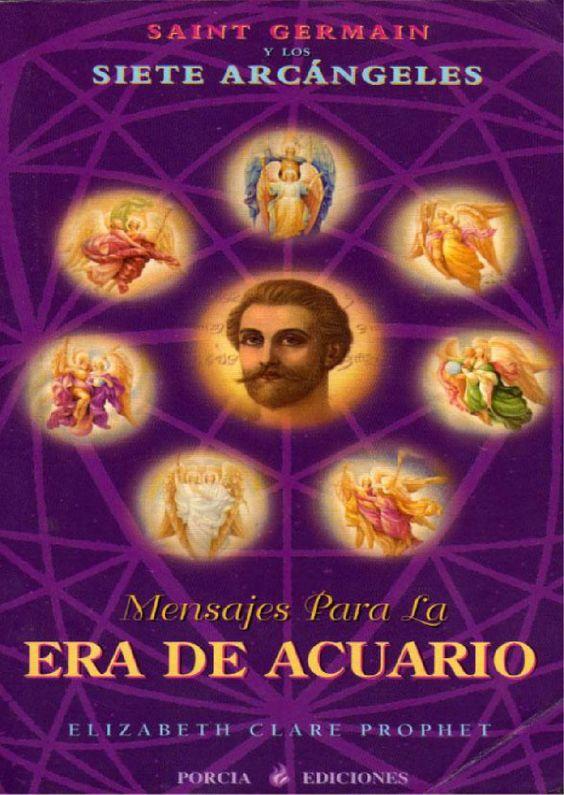 Saint Germain y los siete arcangeles