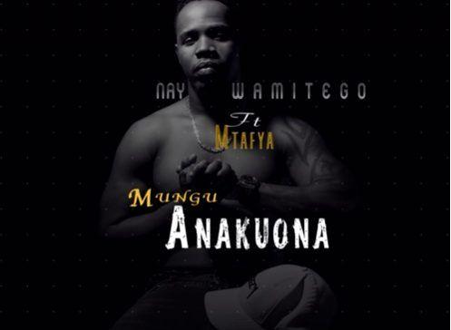 Download Mp3 Nay Wa Mitego X Mtafya Mungu Anakuona Audio Another