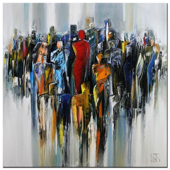 Moderne Kunst: Versammlung