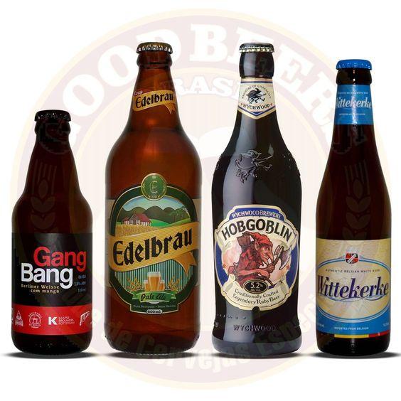 Pack do Mês de Março de 2016 - Good Beers Brasil