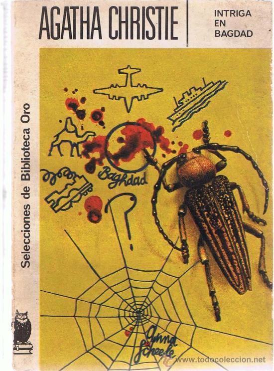 Intriga En Bagdad Agatha Christie Bagdad Libros En Espanol