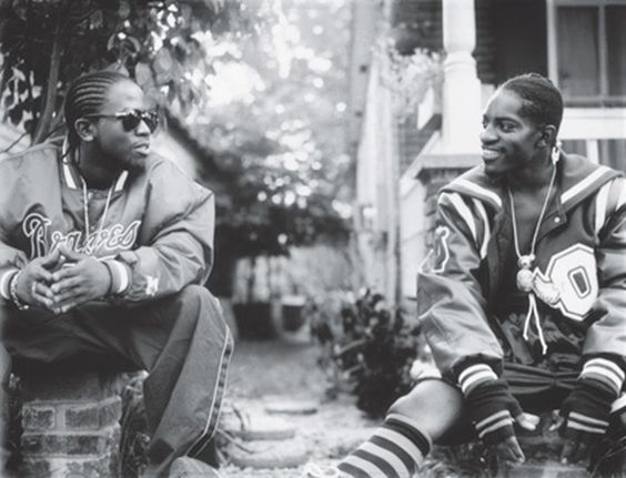 """Outkast """"Jazzy Belle"""" // Classic of the week @ Uptowns Finest Podcast."""