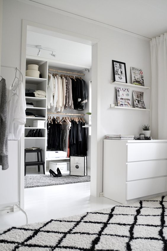 Walkincloset: