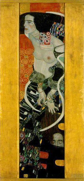 #klimt #salome: Modern Art, Art Nouveau, Art Gustav, Gustav Klimt, Art Painting, 1862 1918