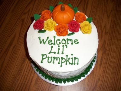 halloween baby shower cakes fall themed baby shower pinterest we