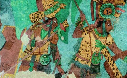 Pinterest the world s catalog of ideas for Bonampak mural painting