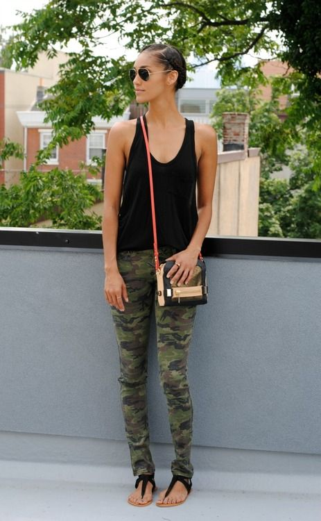 Awesome  Camo Fashion On Pinterest  Camouflage Fashion Camouflage Pants And