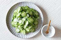 Japanese pickLed cucumber