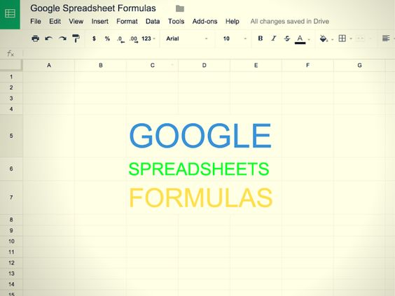 Would You Trust Google Inbox For Your Work Email? - google spreadsheet formulas