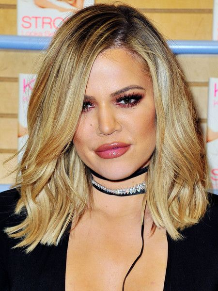 Khloe Kardashian Photos , Khloe Kardashian Book Signing For Strong Looks Better Naked ,