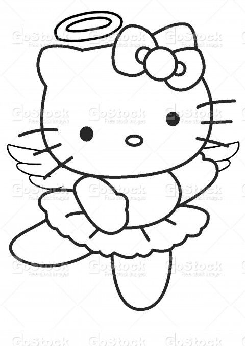 Hello Kitty Angel Coloring Pages Hello Kitty Colouring Pages Hello Kitty Coloring Hello Kitty Drawing