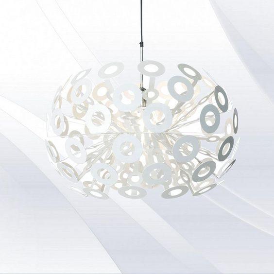 D45cm Löwenzahn Design Deckenleuchte Kronleuchter Hängeleuchte Pendelleuchte in Home, Furniture & DIY, Lighting, Ceiling Lights & Chandeliers   eBay