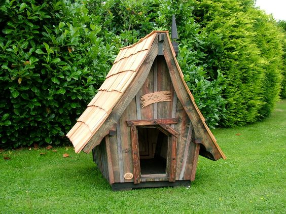 Casa Kaiensis - Hundehütte