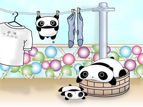 So cute! Tare panda , Kawaii Wallpaper (21685837) , Fanpop