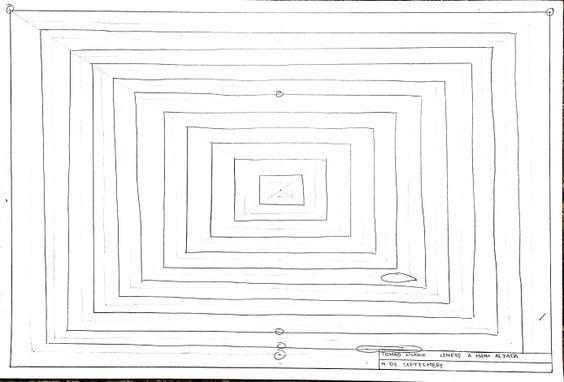 Lineas rectas  Dibujo Tecnico  Pinterest