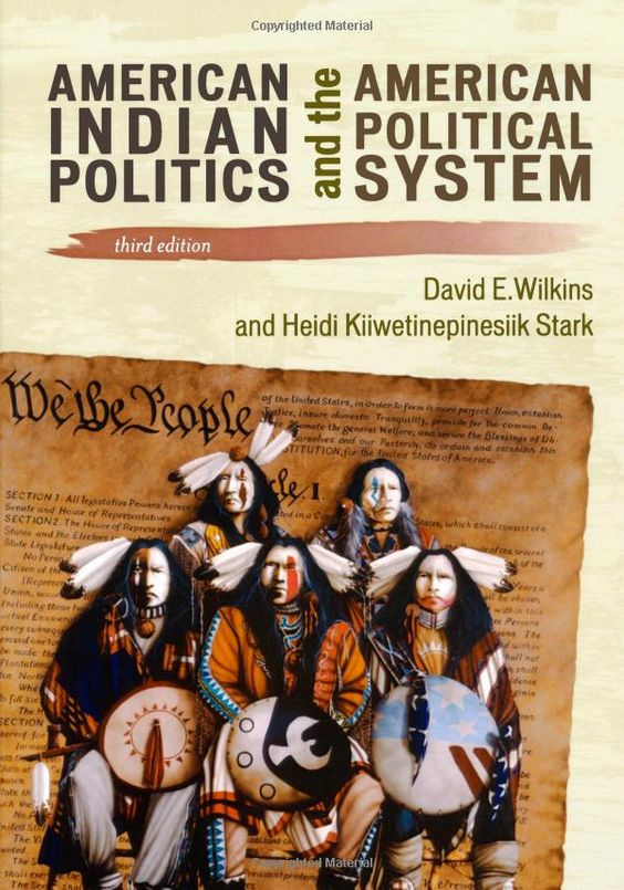 Amazon.com: American Indian Politics and the American Political System (Spectrum Series: Race and Ethnicity in National and Global Politics)...