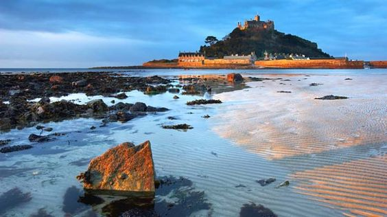 Cornwall, England: In the steps of saints
