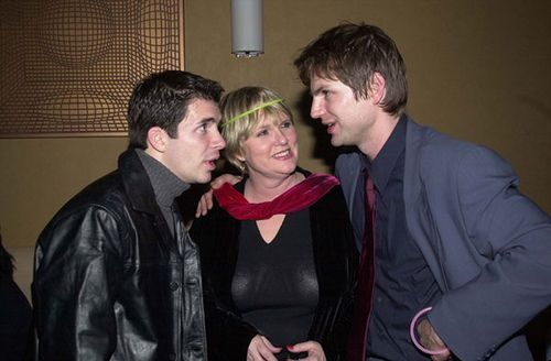 https://flic.kr/p/6WUSpm | Queer as Folk gale hal and sharon | Hal Sparks, Sharon Gless & at the premiere party for Queer Folks at the Factory in West Hollywood on 11/28/00...Photo by Jeff Kravitz/Film Magic 310 450 6988.JK Queer as Folk.,  .September 4, 2002.Photo by Jeff Kravitz/WireImage.com..To license this image (597942), contact WireImage:.+1 212-686-8900 (tel).+1 212-686-8901 (fax).sales@wireimage.com (e-mail).www.wireimage.com (web site)