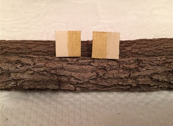 Check out my etsy store to get your own pair of handmade trendy wooden earrings!! https://www.etsy.com/shop/MaddieClaireDesigns