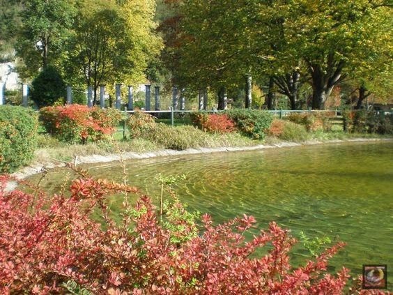 Paisajes de Bizkaia: Parque Arenatzarte en Güeñes (Bizkaia)