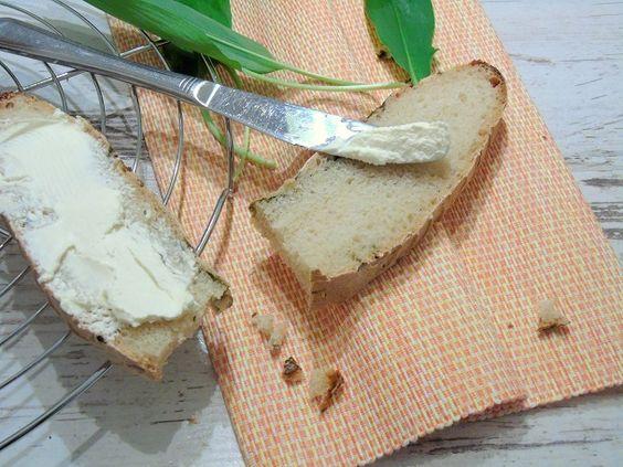 Bärlauch-Brot
