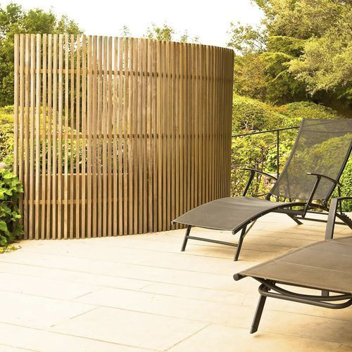Pin By Designcoup On Landscape Materials Wooden Screen Yard Privacy Landscape Materials
