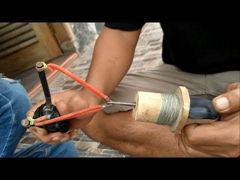 Alat Pancing Ikan Modern - BLENDER KITA