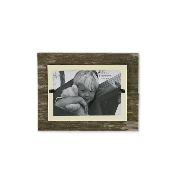 Reclaimed Weathered Coastal Wood Frame - Small  $28: Wood Pictures, Wood Picture Frames, Wooden Picture Frames, Bambeco Zulilyfinds, Frames Wooden, Zulily Zulilyfinds, Wood Frames, Frame Zulilyfinds