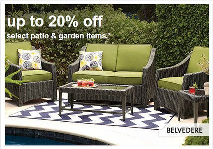 target coupons 20% off , Get save up to 20% off discount on selected outdoor wicker patio furniture outdoor decor at target stores online with target coupons 20% off