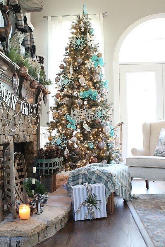 Christmas Tree Ideas – 12 Bloggers of Christmas Balsam Hill