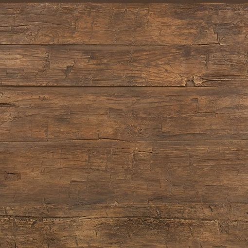 98 Inch W X 38 Inch H X 1 Inch D Hand Hewn Endurathane Faux Wood Siding Panel In 2020 Wood Panel Siding Panel Siding Faux Wood