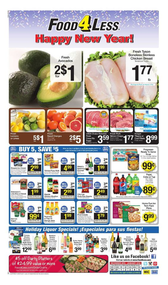 july 4th grocery sales