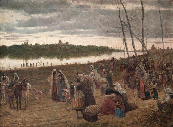 La expulsión de los judíos de España en 1492  F45ca6a4d861032d3233ea21fe189a82