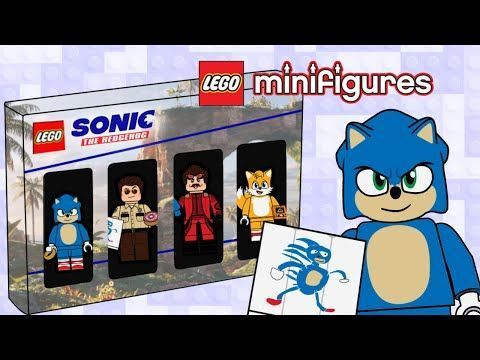 Geek Battlestar Galactica Resident Evil Xbox One Sonic The Hedgehog Silent Hill Sonic The Hedgehog Movie Custom Minifi In 2020 Hedgehog Movie Sonic Cat Coloring Page