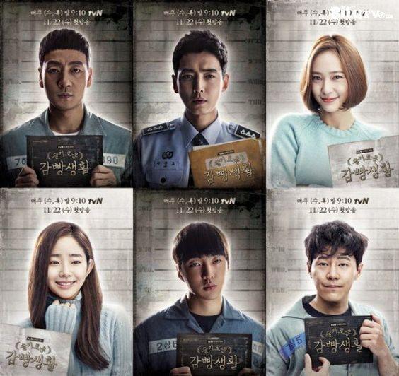 Phim cuộc sống trong tù