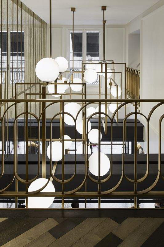 Top 10 Lighting Stores In New York Staircase Design Cool Lighting Railing Design