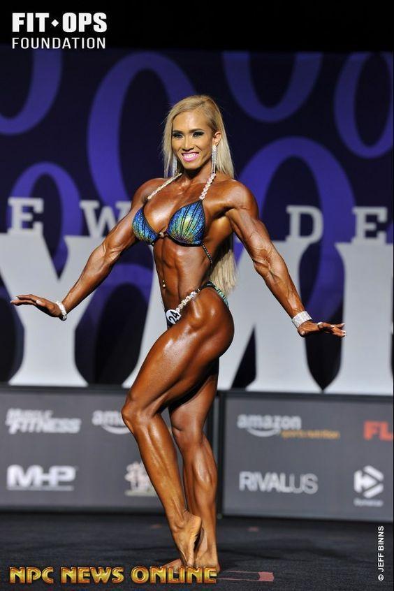 Thai female muscle
