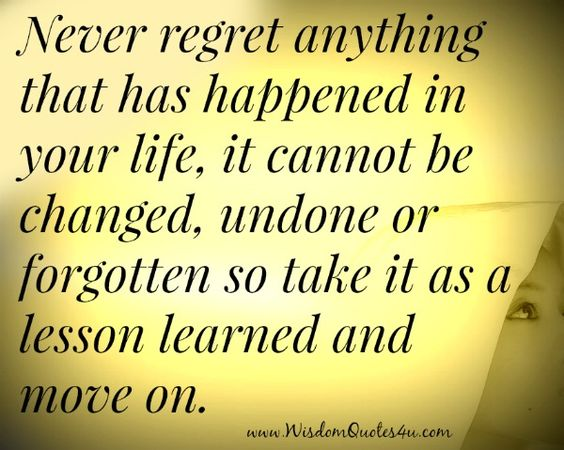 Image result for inspirational quotes living life no regrets