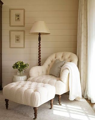 Brabourne Farm: Love .... Tufted Chairs