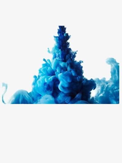 Blue Smoke Color Smoke Figure Decorative Effect Blue Png Transparent Image And Clipart For Free Download Image Color Clip Art