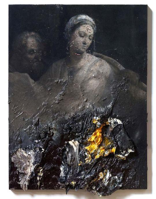 Art by Nicola Samorì