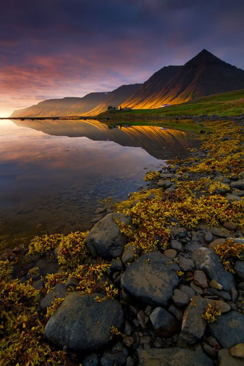 Western Fjords of Iceland