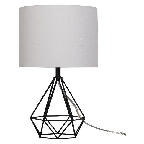 Entenza Wire Geometric Table Lamp Project 62 Target Geometric Table Lamp Table Lamp Small Table Lamp