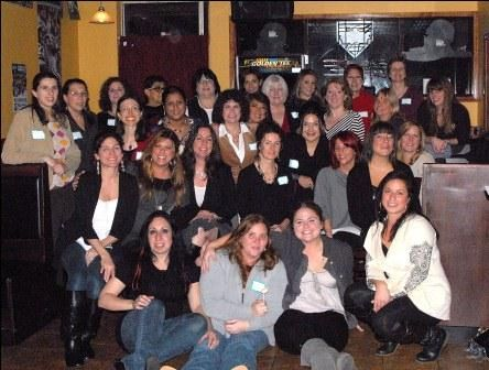 PWP Supports the Putnam/Northern Westchester Women's Resource Center at our Annual Holiday Party