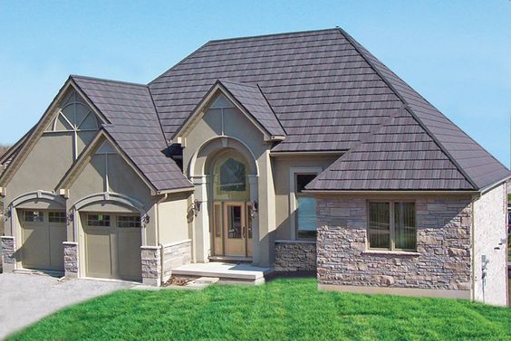 Allmet Roofing Products Offers A Variety Of Styles And Colors For Your Next  Roof. Visit Allmet.com For More Information Our Product | Our Product ...