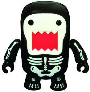 Amazon.com: Domo 7 Limited Edition Qee: Skeleton: Toys & Games