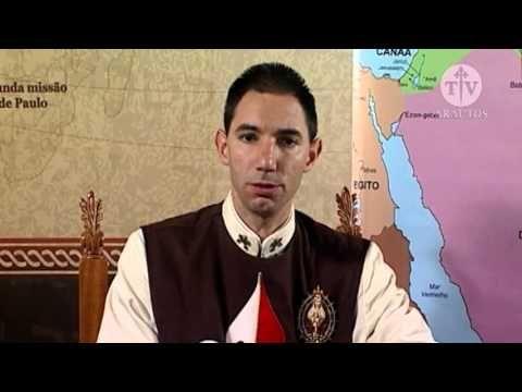 História Sagrada 70 -- Introdução aos Livros de Esdras e Neemias - YouTube