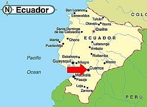 Where Is Cuenca Ecuador On A Map Ecuador Cuenca